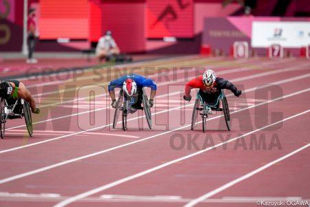サムネイル:20210901 生馬 東京2020パラリンピック 100m②