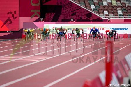 サムネイル:20210901 生馬 東京2020パラリンピック 100m①