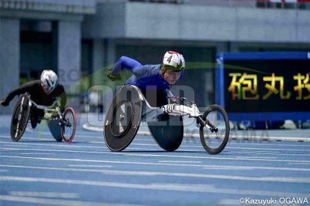 サムネイル:2021.04.24-25 豊田 ジャパンパラ陸上競技大会