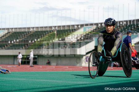 サムネイル:2020.9 生馬 日本パラ陸上競技選手権大会(大阪)