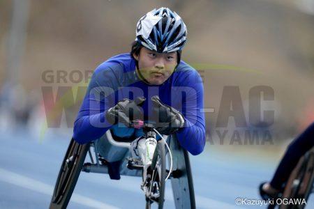 サムネイル:2020.11 豊田 関東パラ陸上競技選手権大会