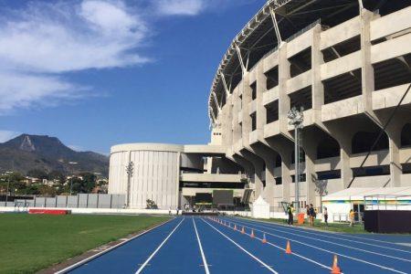 サムネイル:2016.09 リオデジャネイロパラリンピック 競技場